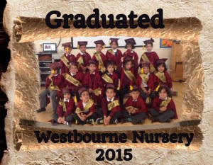Westbourne graduation
