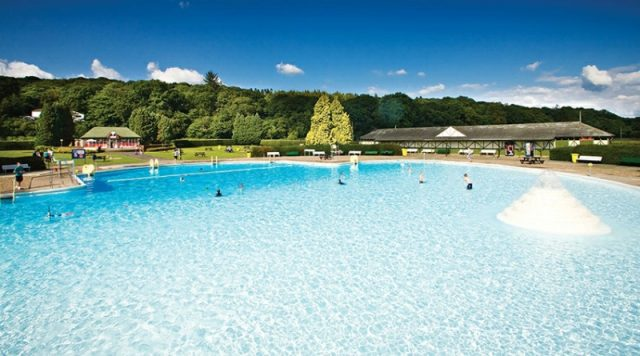 Ilkley Lido Opens For Summer Bradford Parents On The Go