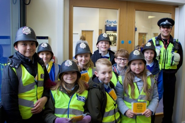 St Winefride's Catholic Primary Academy Traffic Wardens 2