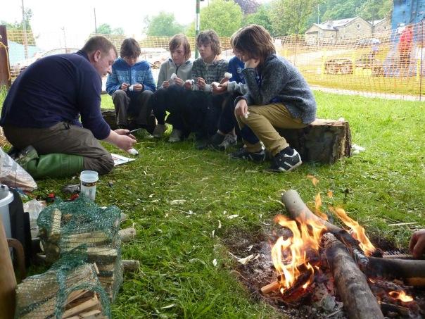 Bush Craft Camp at Doe Park