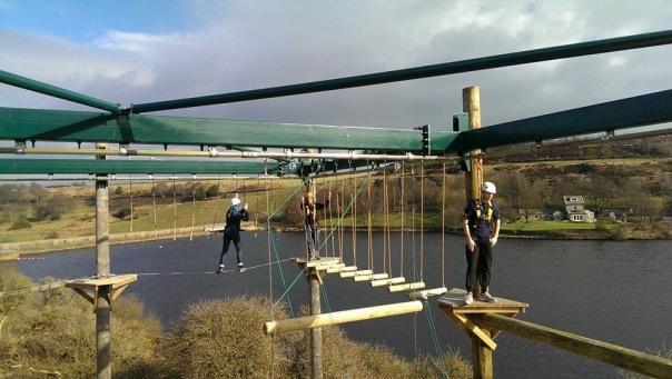 High Ropes at Doe Park